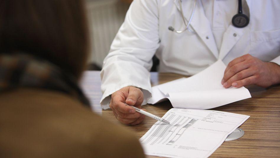 Diagnose: Viele Kassen melden Krankheiten offenbar nicht korrekt