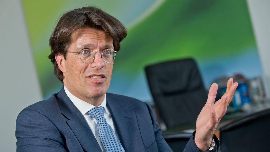 Vorstandschef Klaus Rosenfeld erwartet eine schnelle Erholung des chinesischen Automarkts