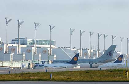 Flughafen München: Was, wenn der Koloss brennt?