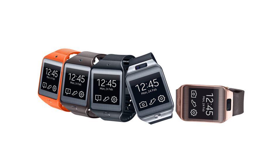 """Samsung-Smartwatches: """"Gear"""" soll mit anderen Geräten zusammenspielen"""