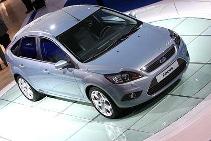 Ford Focus: Neu bis auf das Dach