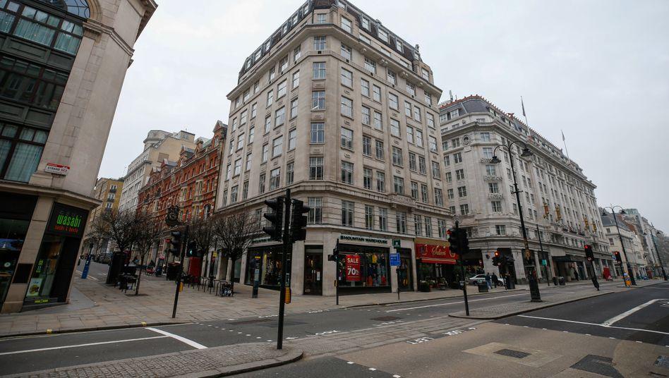 Greensill Capital: Die für das operative Geschäft zuständige Gesellschaft (hier die Zentrale in London) hat Insolvenz angemeldet