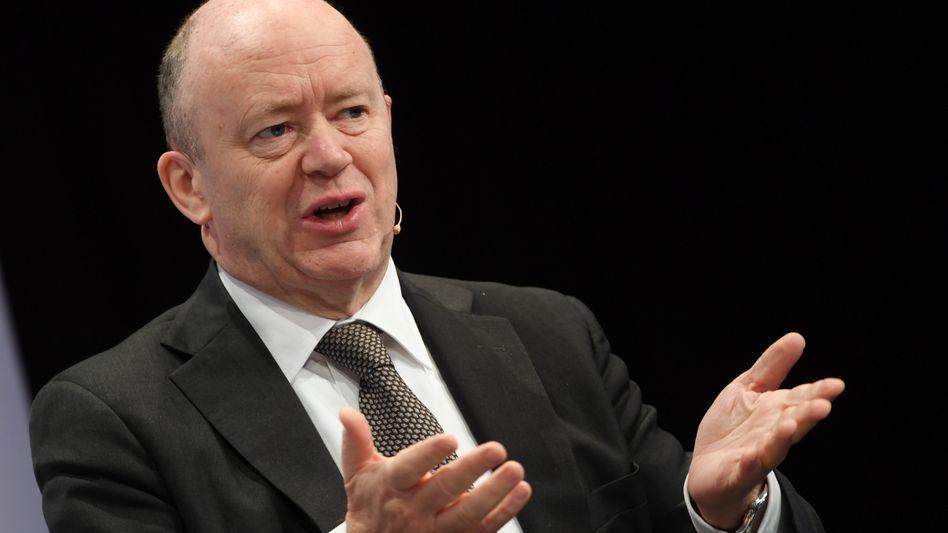Deutsche-Bank-CEO John Cryan.