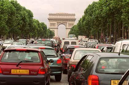 Autoland Westeuropa: Die Region hat die USA als wichtigster Markt überholt