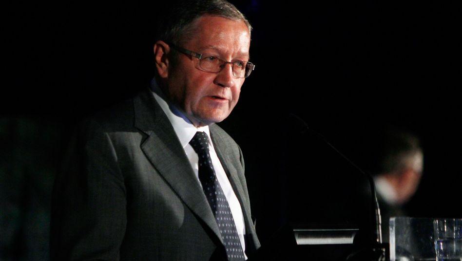 Klaus Regling: Der Chef des Euro-Rettungsfonds kündigt Anleihen für 17 Milliarden Euro in 2014 an