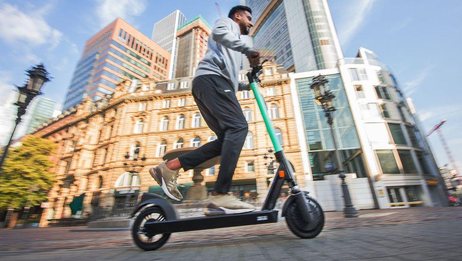 E-Scooter: Bird vergrößert seine Marktanteile in Europa und schluckt den Berliner Anbieter Circ