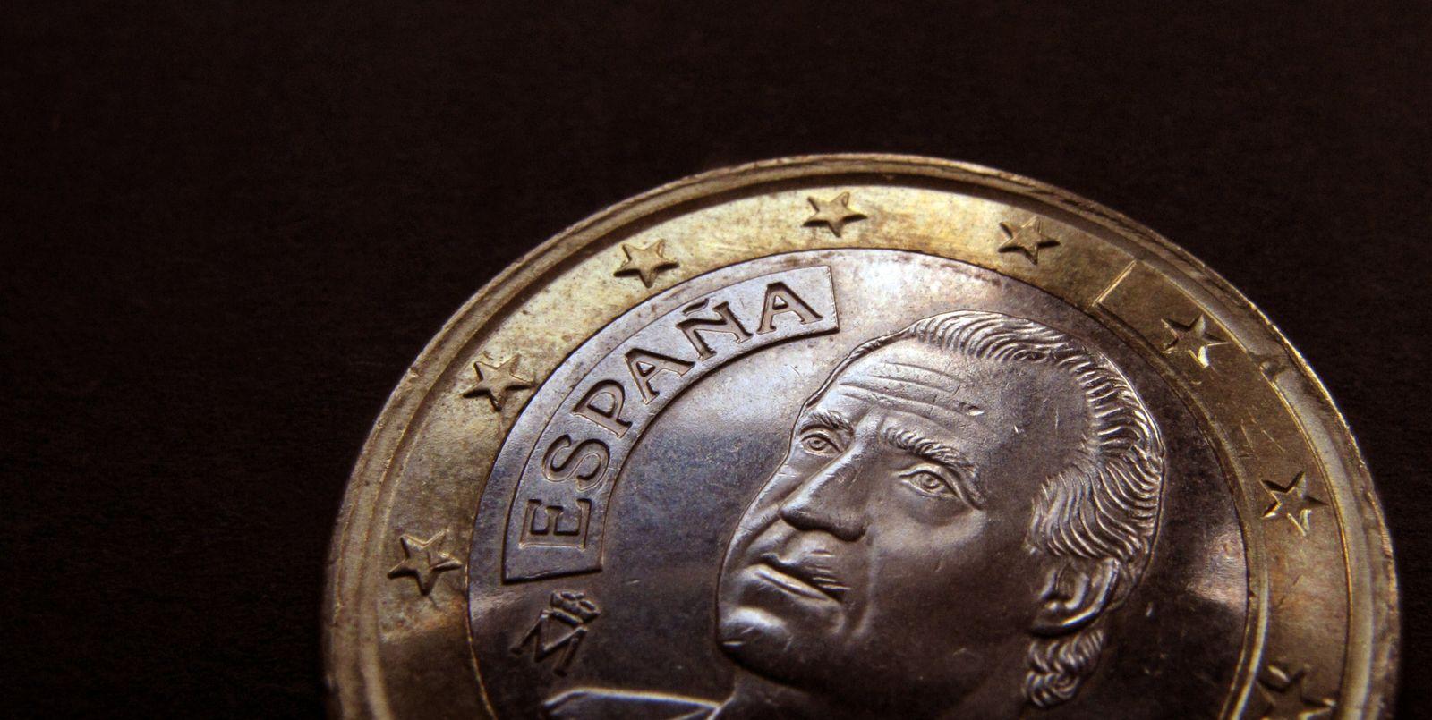 Euro-Münze / Spanien