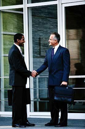 """""""Ein breiteres Spektrum"""":Zusammenschluss von drei Managementberatungen"""