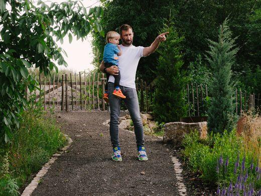 Vater-Sohn-Komplex: Flixbus-Mitgründer Daniel Krauss hat fest vor, seinen Sohn den eigenen Weg gehen zu lassen