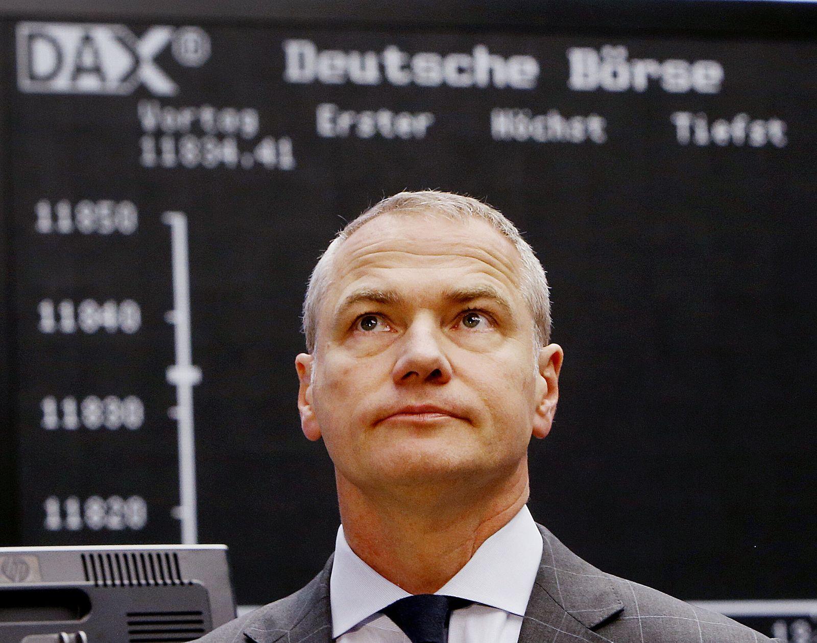 Deutsche Börse / Carsten Kengeter