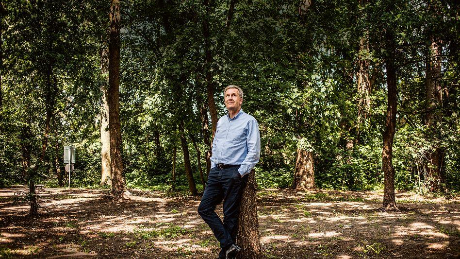 Als Friedensstifter gefragt: Christian Wulff