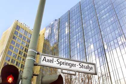 Redet der Ringier-Verlag bald bei Axel Springer mit?