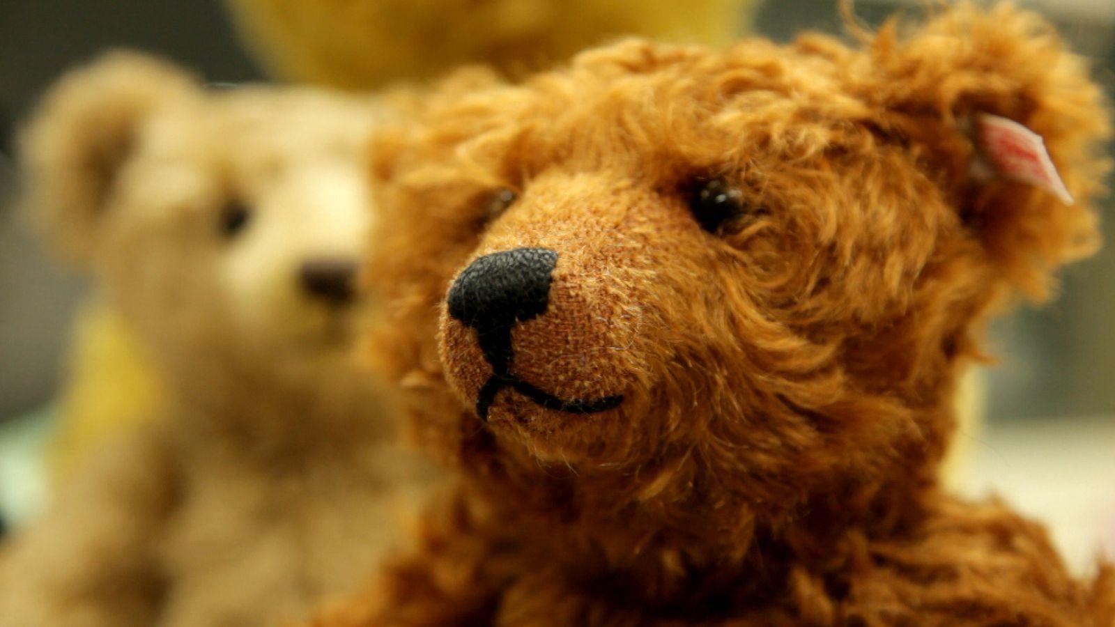 SPTV Steiff Teddybären