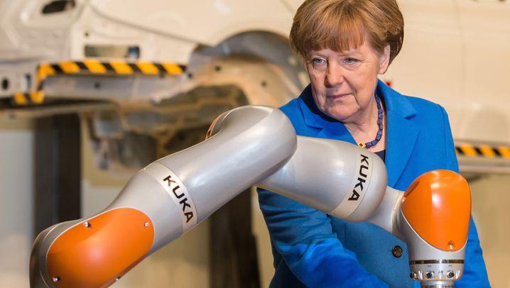 Die Kuka-Story: Was die deutsche Roboterschmiede so begehrt macht