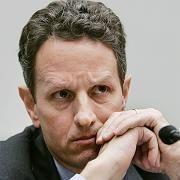 Designierter Finanzminister: Als Präsident der New Yorker Federal Reserve ist Timothy Geithner bereits in das aktuelle Krisenmanagement eingebunden.