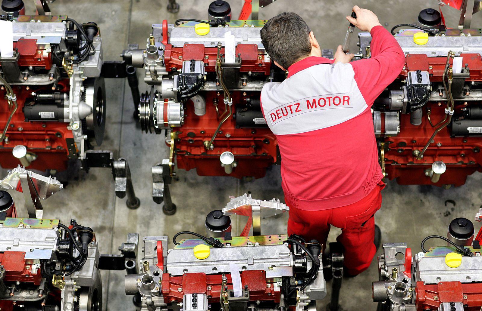 Motorenbauer Deutz