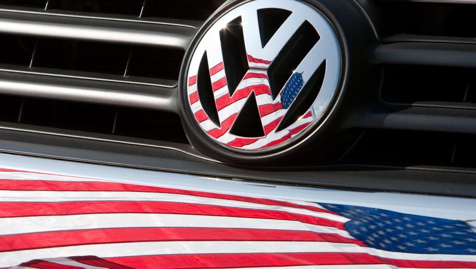 VW USA: Hohe Straf- und Prozessrisiken