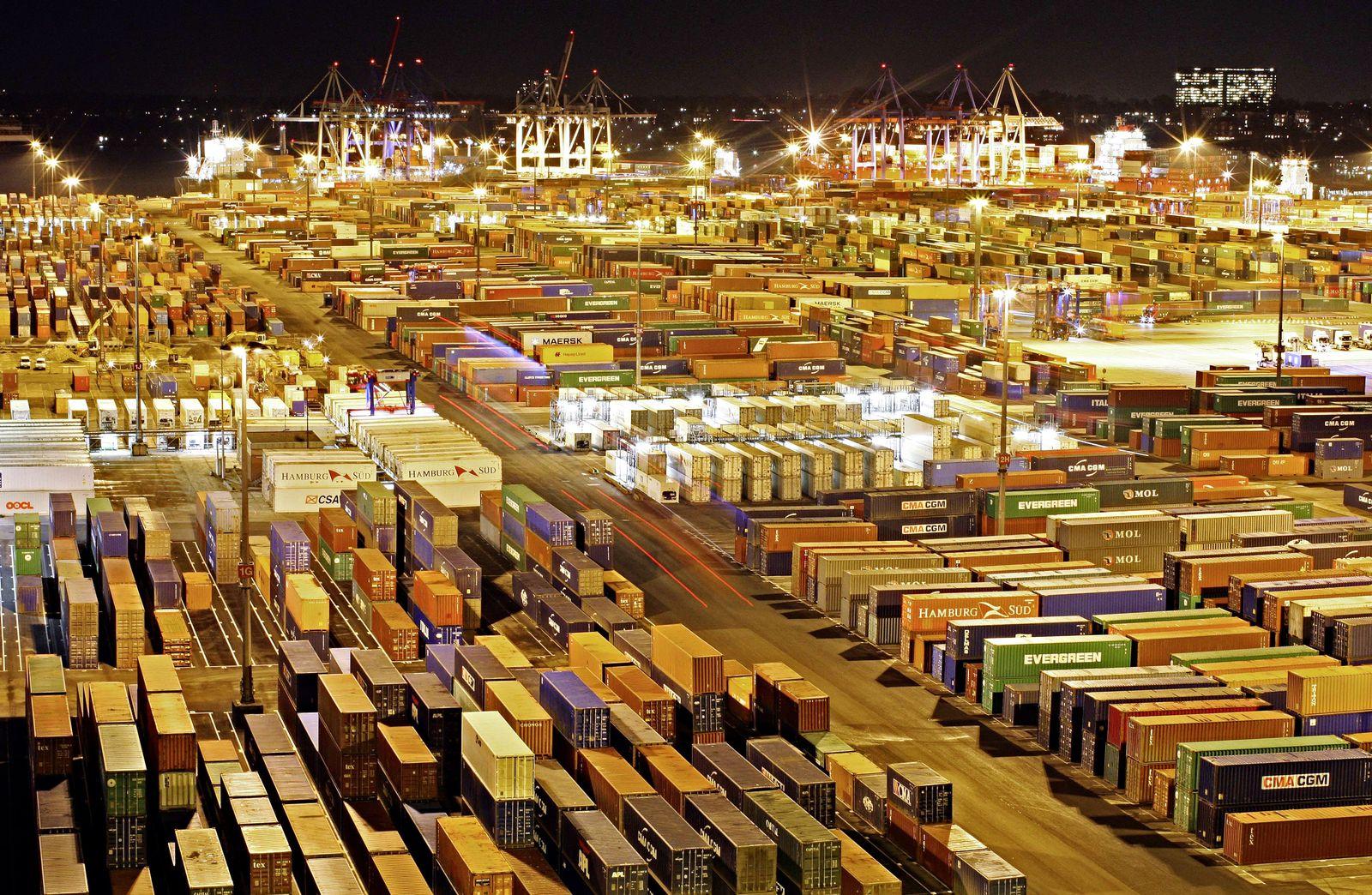 HHLA / Export / Konjunktur