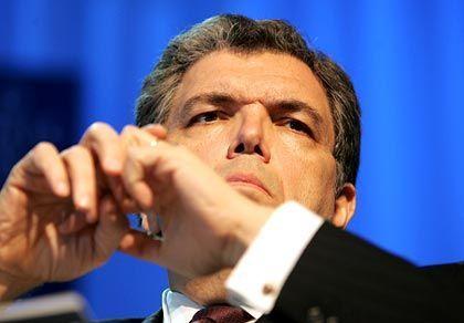 Topbanker: Citigroup-Chef Charles Prince referiert in Davos darüber, welche öffentlichen Aufgaben die Industrie übernehmen könnte