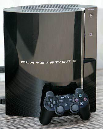 Unterhaltungszentrale: Mit der Playstation 3 können Nutzer Videos abspielen und ins Internet gehen