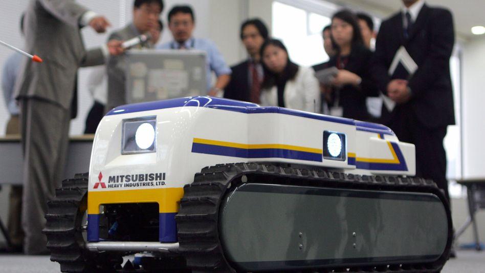 Mitsubishi Heavy Industries: Der Rüstungskonzern wurde Opfer einer Cyber-Attacke