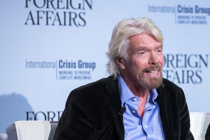"""Es ist ihm bitterernst: Millionen Menschen in Großbritannien seien auf """"falsche Versprechungen"""" reingefallen, sagt Virgin-Chef Richard Branson. Er fordert die Regierung auf, ein zweites Referendum auf den Weg zu bringen"""