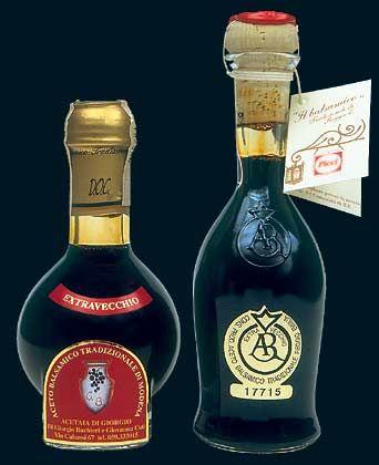 Alles Essig: Für den Aceto Balsamico Tradizionale, angeblich 80 Jahre alter Essig, kann man schon mal bis zu 436 Euro hinlegen. Doch, Vorsicht! Nicht alles ist Gold, was glänzt