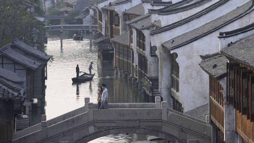 Wuzhen: Chinas perfekt inszeniertes Kleinstadtidyll