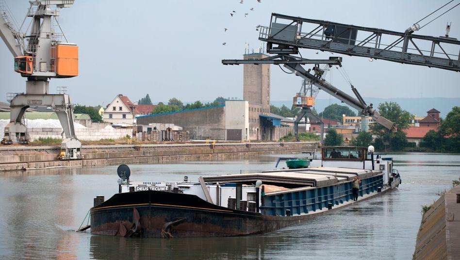 Hildesheimer Hafen: Schleusen-Streik blockiert Binnenschifffahrt