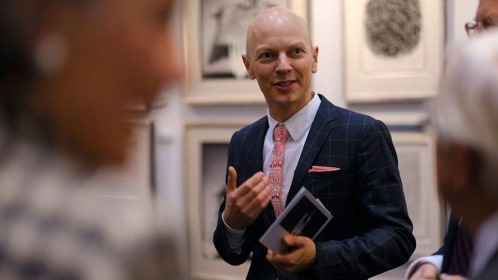 Stifter: Rene Spiegelberger hilft mit seiner Aktion