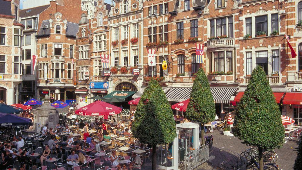 Leuven: Die Studenten- und Bierstadt