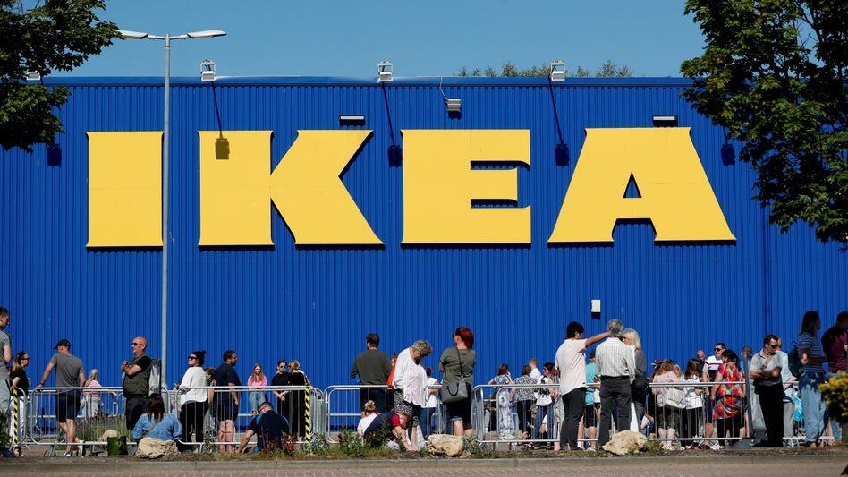 Beliebtes Shopping-Ziel: An Ikea führt beim Möbelkauf für viele kein Weg vorbei
