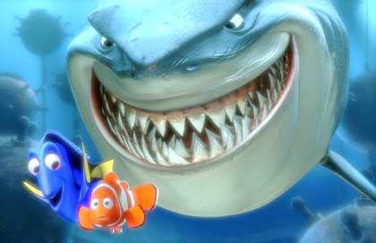 """""""Findet Nemo"""": Der computeranimierte Film brachte weltweit mehr als 700 Millionen Dollar in die Kassen"""