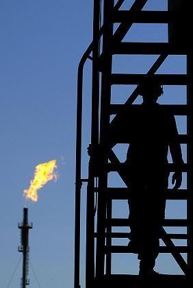 Abwärts oder aufwärts? Der Ölpreis hat zuletzt deutlich nachgegeben