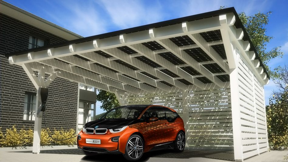 Hoffnungsträger BMW i3: Im September soll das Elektro-Premiummodell auf den Markt kommen