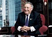 Rekordstrafe beendet einen peinlichen Prozess der weltgrößten Bank: Citigroup-Chef Sanford Weill ist damit zufrieden