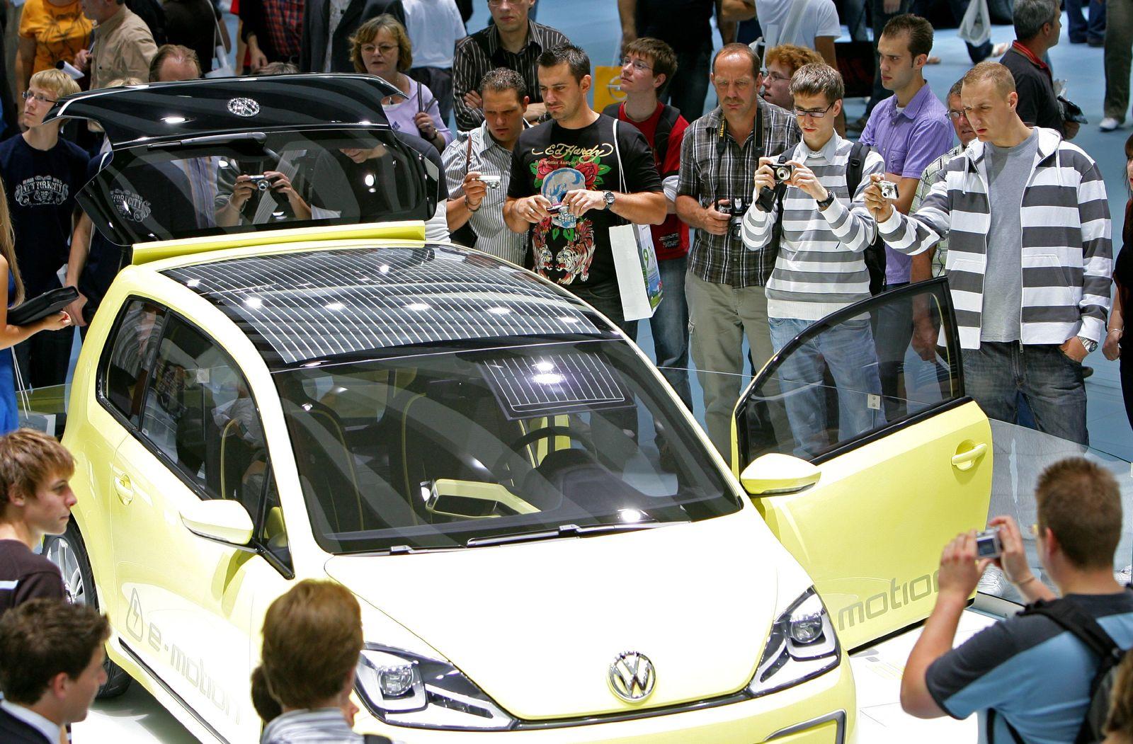 IAA Frankfurt - VW