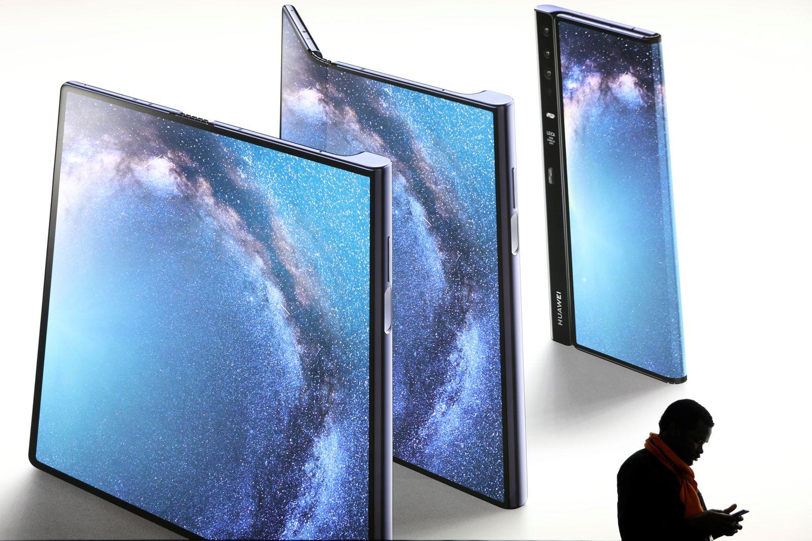 Huawei/ Mobile World Congress