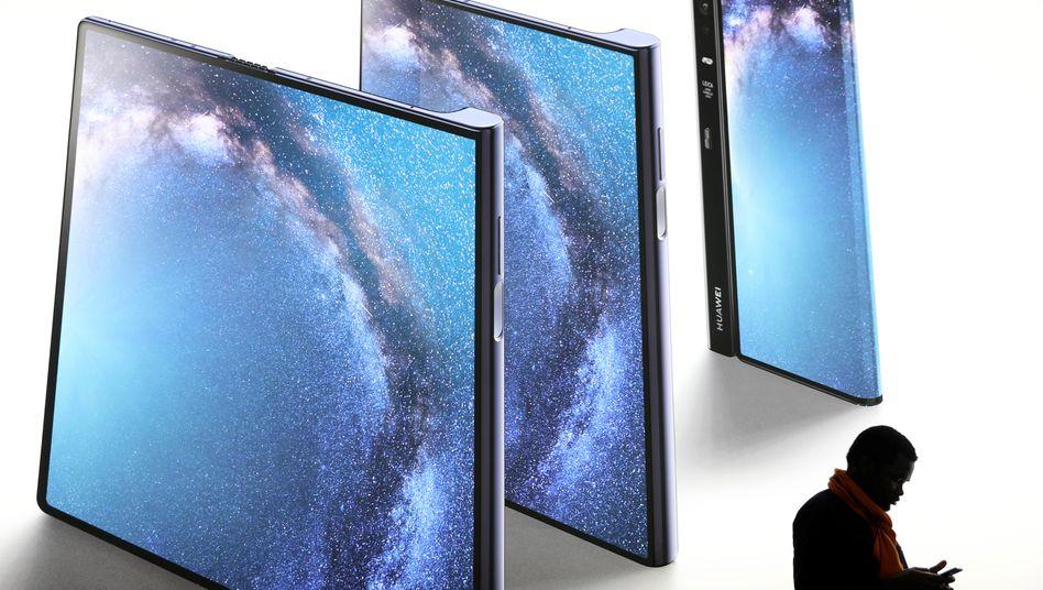 Huawei-Smartphones: Verkaufschancen der Handys in Europa dürften sich verschlechtern