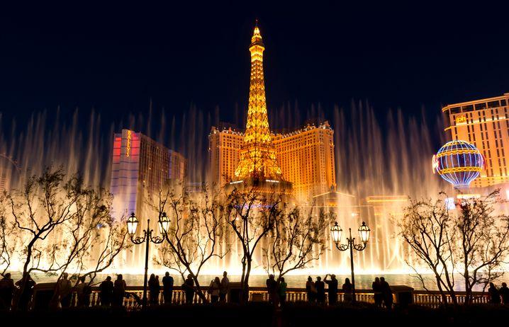 Las Vegas, Welthauptstadt