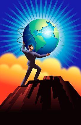 Gipfelstürmer: Um ein Motivationstief zu überwinden, sollte man sich erst einmal darüber klarwerden, was stört