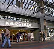 Karstadt-Kaufhaus in Düsseldorf