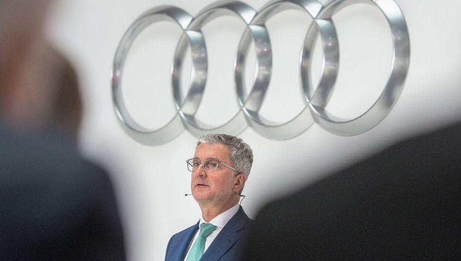 Rupert Stadler: Der Ex-Audi-Chef saß zeitweise in Untersuchungshaft. Für den Prozess gegen ihn und drei weitere Audi-Manager sind 176 Verhandlungstage angesetzt