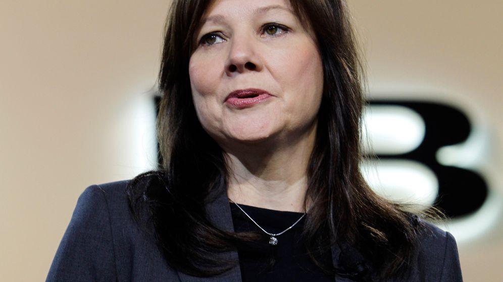 Von GM bis Yahoo: Frauen an der Spitze von US-Konzernen