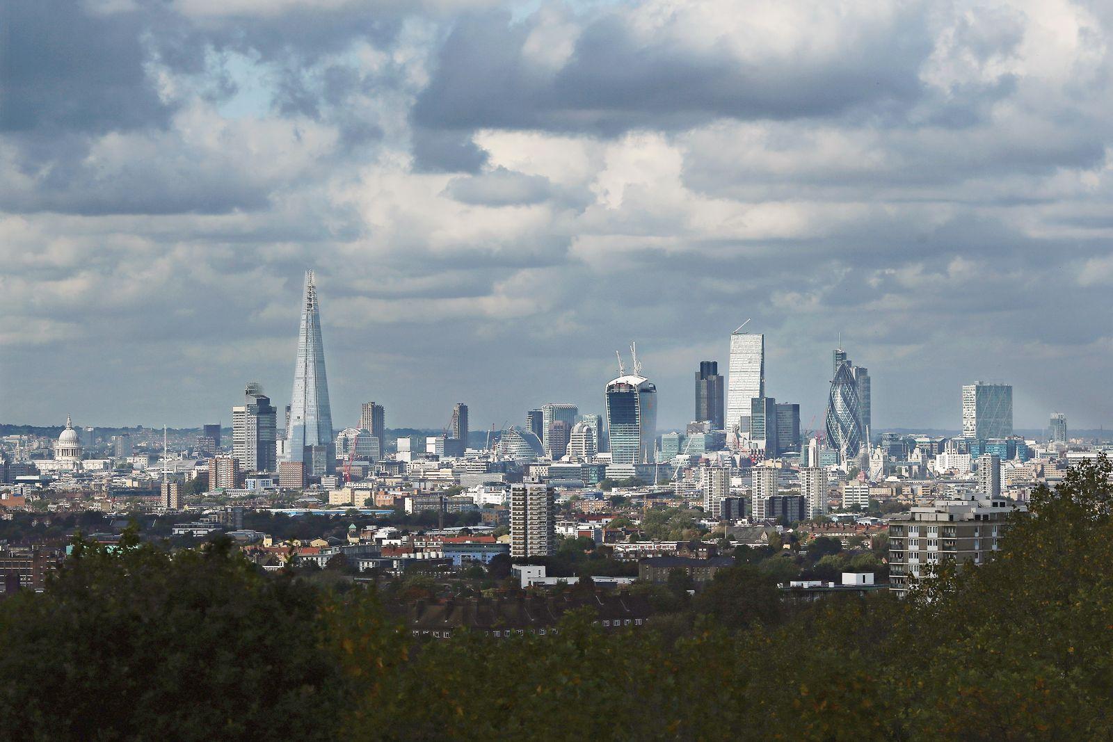 Deutsche Bank Geschichte/ London