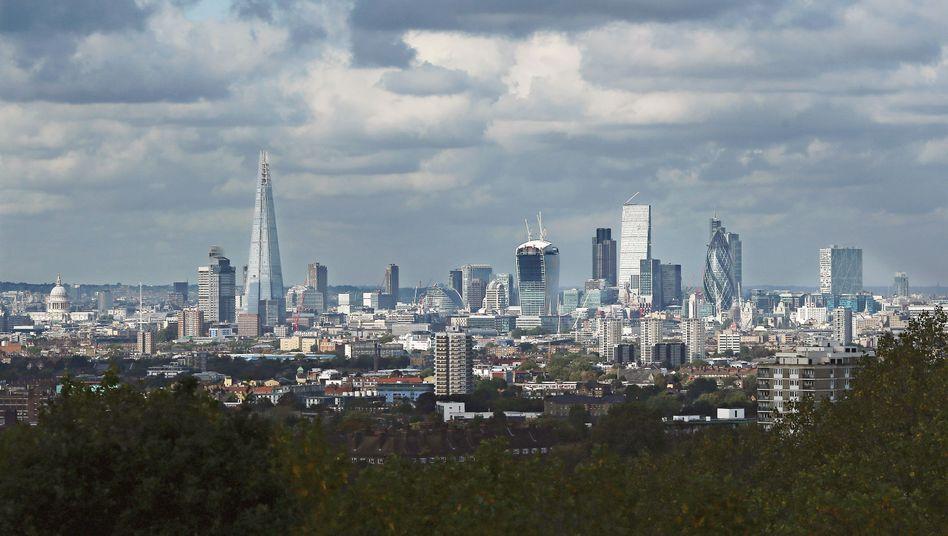 Hotspot London: Der Brexit setzt Großbritanniens Büro- und sonstige Immobilienmärkte unter Druck