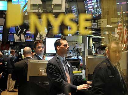 Börse New York: Der Dow Jones liefert gute Vorgaben für eine Erholung des Dax am morgigen Mittwoch