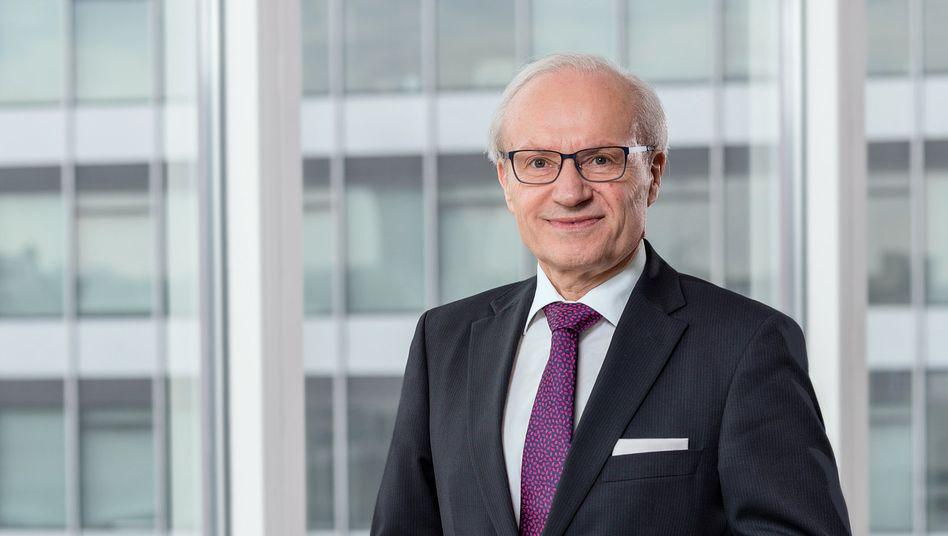 Künftig an der Spitze des Commerzbank-Aufsichtsrats: Helmut Gottschalk