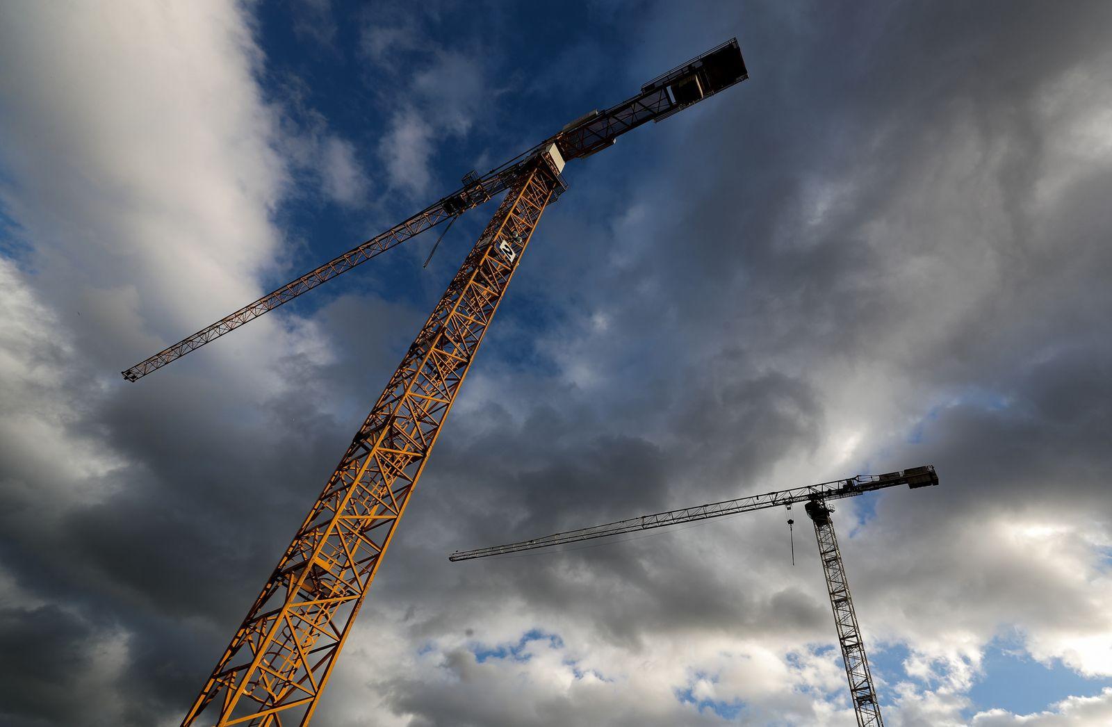Bauwirtschaft im Osten beklagt Bürokratie