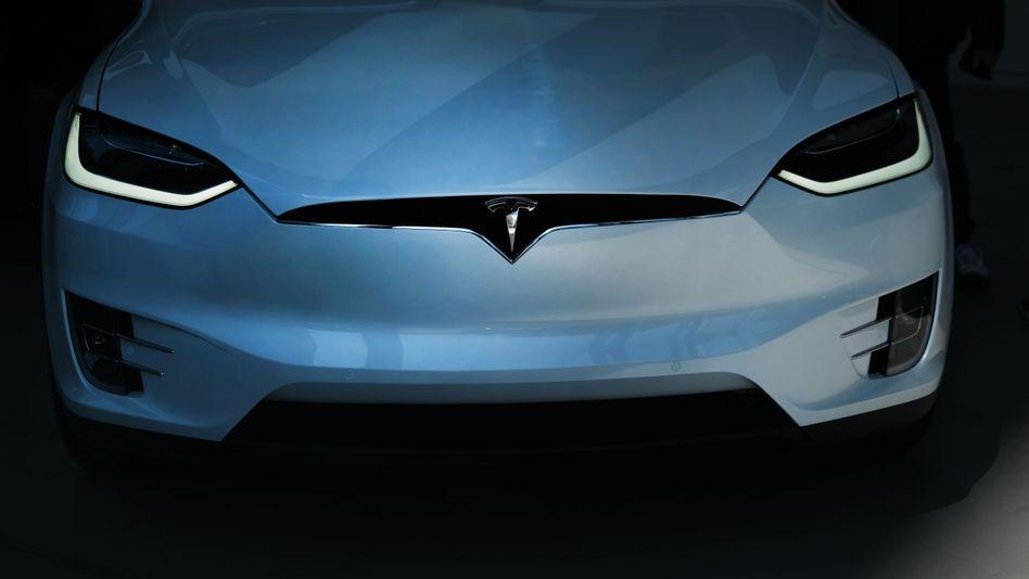 Auf Erfolgskurs: Die Tesla-Aktie notiert seit Wochen auf Rekordniveau.